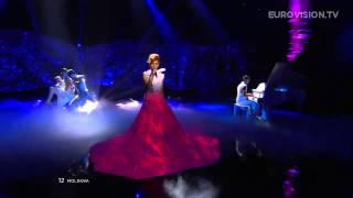 Aliona Moon - O Mie (Moldova) - LIVE - 2013 Semi-Final (1)