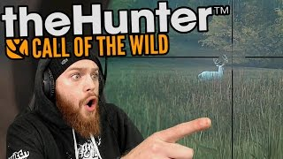 LE CERF LÉGENDAIRE ! The Hunter Call of the Wild