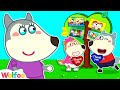 Mommy, I Love You - Wolfoo Say Thank You With Mommy - Learn Good Behavior For Kids | Wolfoo Channel