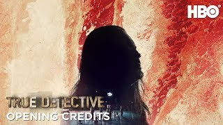 True Detective Season 2: Opening Credits Episode #1 (HBO)