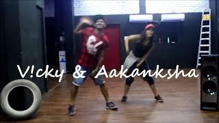 Zumba fitness I Make my love go I jay Sean ft. Sean Paul I Vicky & Aakanksha