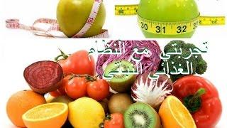 ⚠️مهم جدا : تعرفوا معي على النظام الغذائي النباتي + تجربتي مع هاذ النظام