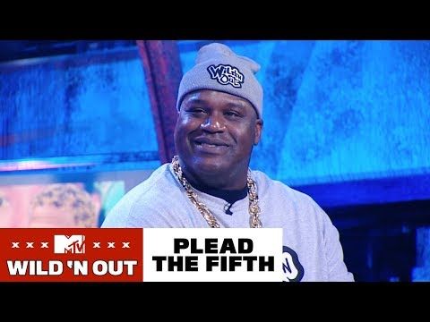 Shaquille O Neal Leaves Nothing to the Imagination Wild N Out PleadTheFifth