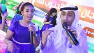 قناة اطفال ومواهب الفضائية برومو حفل مهرجان غادة الجنوب بالقنفذة