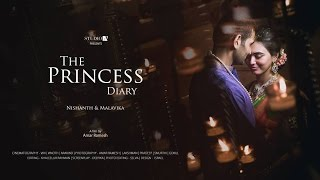 The Princess Diary - {Nishanth + Malavika} - Royal Indian Destination Wedding film
