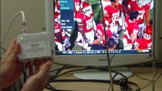 How to Get the Most HDTV Channels - Passive vs. Amplified Antenna