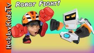Big ROBOT RC Tournament with HobbyFamily