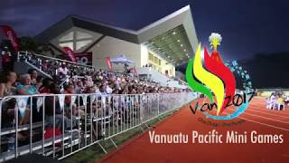 Vanuatu Pacific Mini Games Opening Ceremony