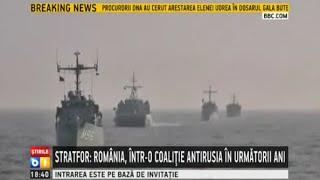 Stratfor: Romania va deveni o putere militara regionala anti-Rusia sprijinita de SUA