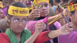 Aamar Durga - Episode 376 - March 29, 2017 - Best Scene