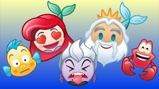 The Little Mermaid As Told By Emoji | Disney