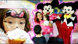 Happy Birthday Song | Happy Birthday Baby JULIETTE | MICKEY AND MINNIE MOUSE!