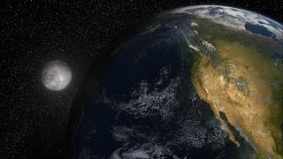 What If You Could Only See The Moon From One Spot On Earth?