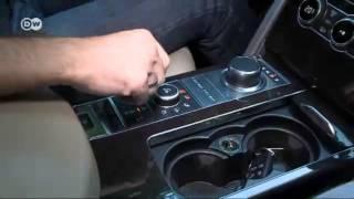 الجيل الرابع من سيارة الأراضي الوعرة رانج روفر | عالم السرعة