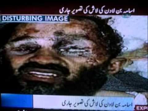 Bin Ladin öldürüldü