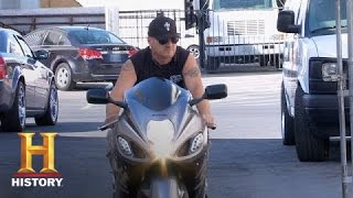 Counting Cars: Roli's New Toy | History