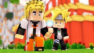 Minecraft: BORUTO - NARUTO DIZ QUE AMA BORUTO #30