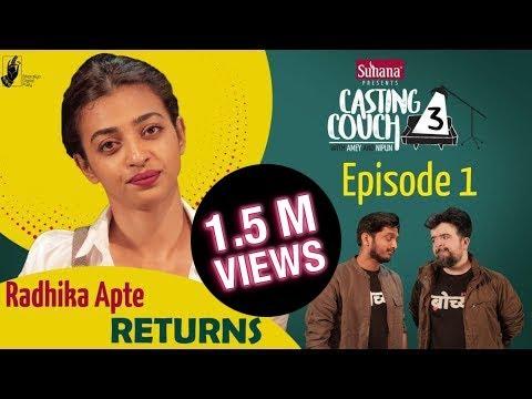 Xxx Mp4 Casting Couch S3E1 Radhika Apte RETURNS With Amey Nipun CCWAN3 Bhadipa 3gp Sex