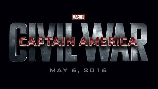 Captain America:  Civil War (2016) / Trailer FanMade / HD 1080p