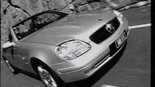 Mercedes-Benz TV commercial ft. Janis Joplin song (1997)