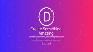 NEW 3.0 Divi Theme Customization For Wordpress | Create Amazing Animations! -Must WATCH!