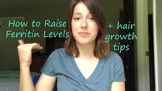 Hair Growth Journey Part 3: Raising Ferritin Levels + Haircare Tips