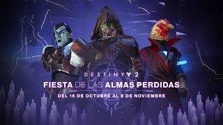 Destiny 2 – Tráiler de la Fiesta de las almas perdidas [MX]