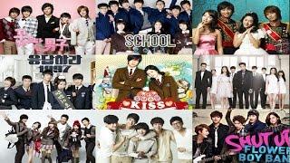 افضل 25 مسلسلات كورية مدرسية