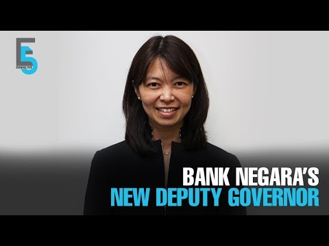Xxx Mp4 EVENING 5 Jessica Chew Is New BNM Deputy Governor 3gp Sex