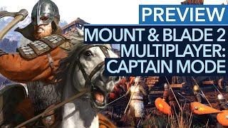 Mount & Blade 2 - Warum der Multiplayer selbst Maurice überzeugt