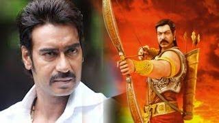 Ajay Devgn As Arjun In Mahabharat !