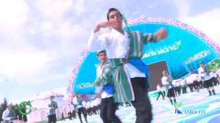#YoshlarFestivali2016, #Andijon, Andijon polkasi