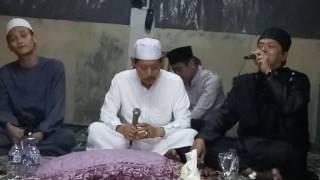 AL KIROM BERSAMA : KH.HAWASYI, H.MU'MIN MUBAROK & H.SIDIQ MULYANA DI AN NAWAWIYAH.MPH1.INDONESIA.