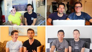 Gay Couples React to Anti-Gay Marriage Ads