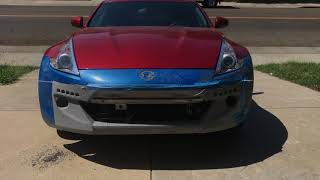 Making a custom front bumper ??