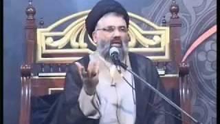 Syed Jawad Naqvi about Hazrat Ayesha r.a