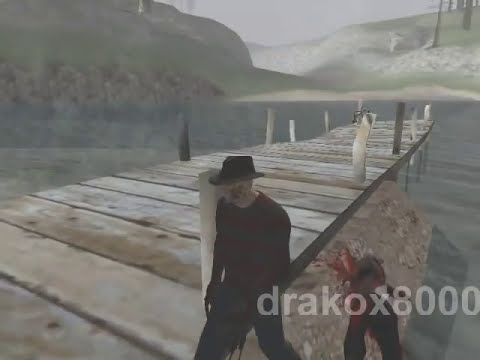 GTA San Andreas Freddy Krueger Vs Jason Loquendo