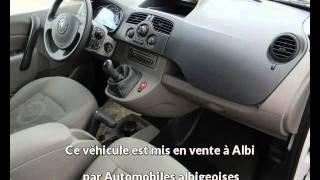 Renault kangoo occasion visible à Albi présentée par Automobiles albigeoises
