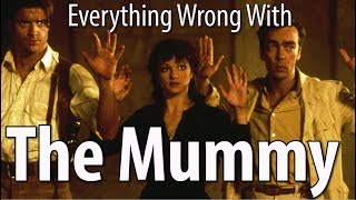 Everything Wrong With The Mummy (1999)