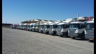 Iran: Truckers continuing nationwide strike on the 5th day