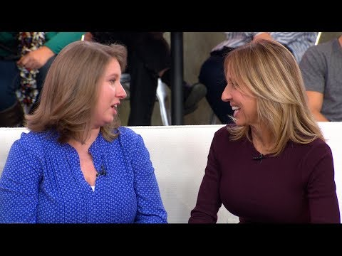GMA Mother daughter meet for 1st time live on GMA 30 years after adoption