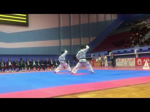Xxx Mp4 2017 ITF World Championships 4th Dan Men S Patterns Final CAMBODIA VS DPRK 3gp Sex
