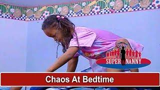Chaos At Bedtime | Supernanny