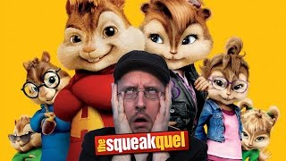 Download Alvin and the Chipmunks: The Squeakquel – Nostalgia Critic 3Gp Mp4