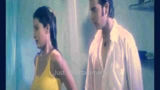 hot Indian couple love scene in bathroom