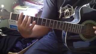 TIA de Lalatiana, cover Acoustic GUITAR, Malagasy music