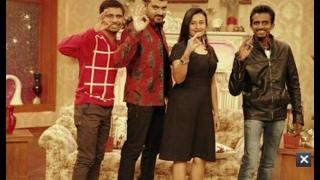 BIGBOSS Pratham insulted by sruja (MAJA TALKIES )owner