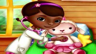 Doc McStuffins Lamb Healing Full Disney Game for Kids Children Movie TV