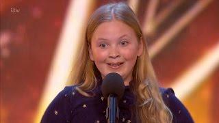 Beau Dermott - Britain's Got Talent 2016 Audition week 1