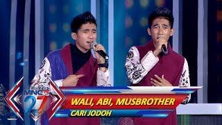 MANTUL! Wali feat Abi, MusBrother KDI [CARI JODOH] - Kilau Raya MNCTV 27 (20/10)